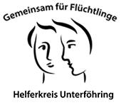 Flüchtlingshilfe Unterföhring Logo