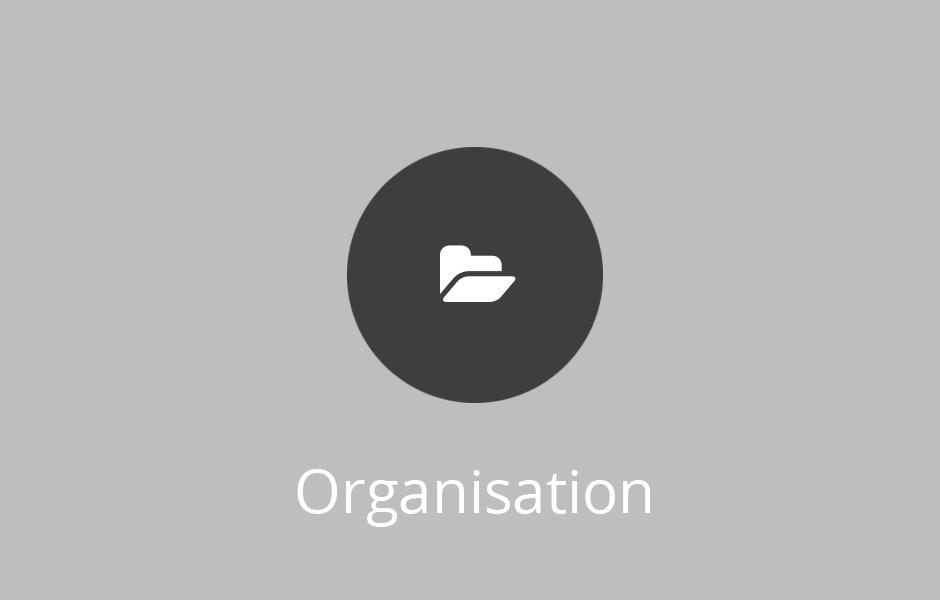 Organisation Helferkreis