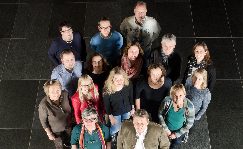 Team Helferkreis Unterföhring
