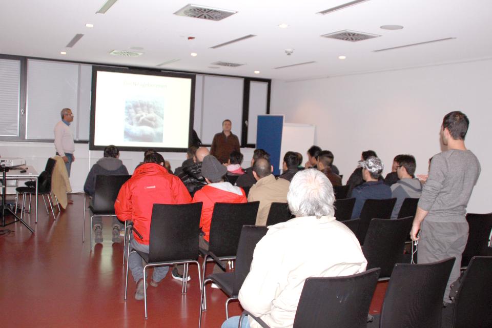 Integrations Seminar