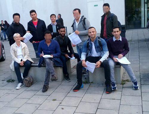 Last Minit – Chancen erkennen, Chancen ergreifen: Neubürger auf der Ausbildungsmesse!