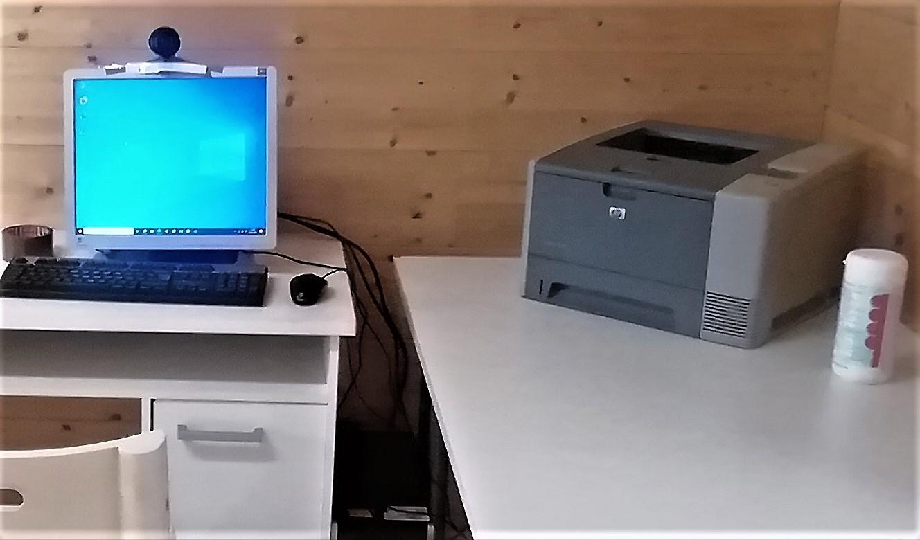Umgestaltung der PC-Arbeitsplätze